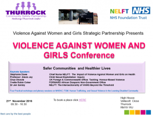 VAWG Poster