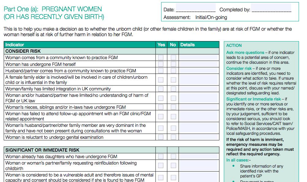 DoH Risk Assessment